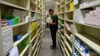 Venezuelan Community Builds Solidarity Pharmacy to Counter US Sanctions