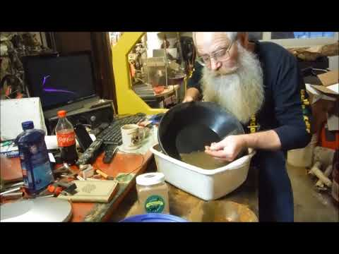 A Placier miners Dream Pan