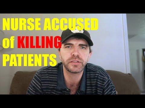 NURSE accused of KILLING PATIENTS in Japan