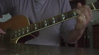 Что такое осень, ДДТ (вступление, проигрыш). Первые шаги и уроки игры на гитаре. (Табы, ноты)