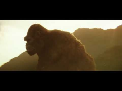 Kong: Skull Island - Clip 2: Is That a Monkey?
