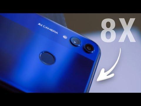 Honor 8X - 250€ de qualité ? thumbnail