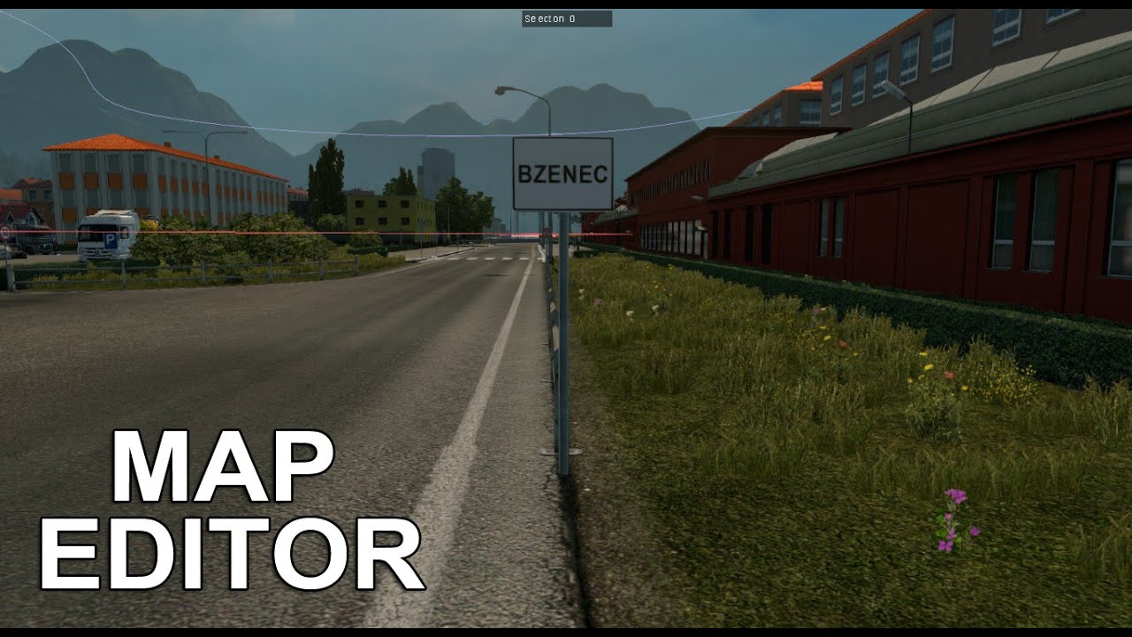 [ETS 2] Map Editor - #1