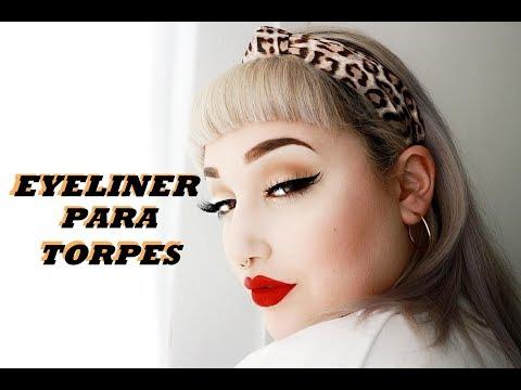 EYELINER PARA TORPES | Eyestamp a prueba | Boo