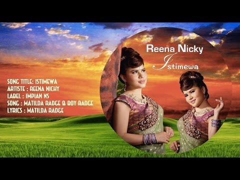 Istimewa - Reena Nicky (Official Lyrics Video)