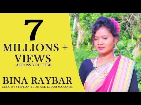 BINA RAYBAR  Full Video//Stephan Tudu//Dhani Marandi//New Santhali Video Song 2019