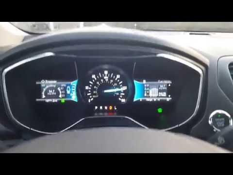 0 60 2017 Ford Fusion Hybrid