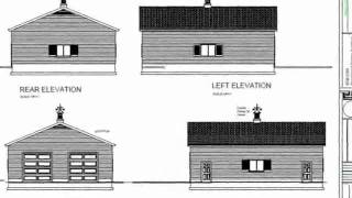 36 X 46 Garage Plans