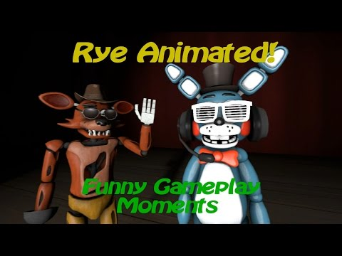 [SFM] Rye Animated | Funny Gameplay Moments!