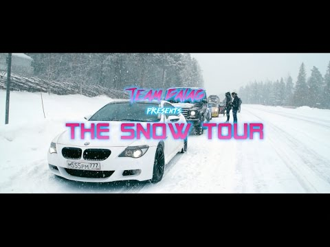 Team Galag Presents: The Snow Tour (Chapter II)