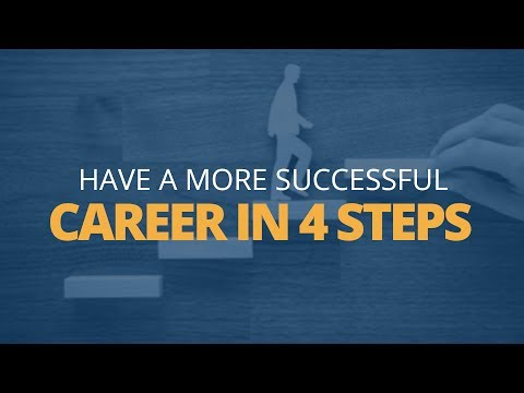 How to Achieve Career Success in 4 Easy Steps | Brian Tracy