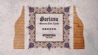 SORIANO - KRONOFOBIA (AUDIO) #SUMMACUMLAUDE