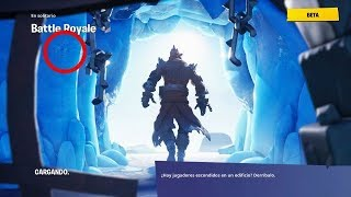 Fortnite-Find the Secret Battle Star on the n9 loading screen