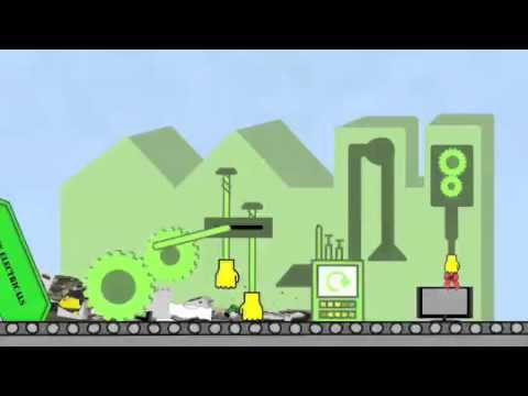 Waste Electrical And Electronic Equipment WEEE Recycling TV Advert.mov