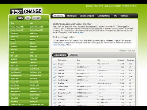 شرح موقع bestchange بكل تفاصيلة والربح منة مع الخطأ ...