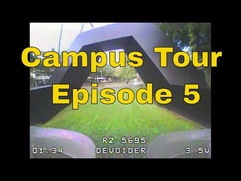 Hawaii Campus Tour Ep5