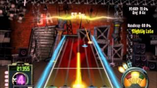 November Rain Guitar solo 1 Expert Guitar 100% FC