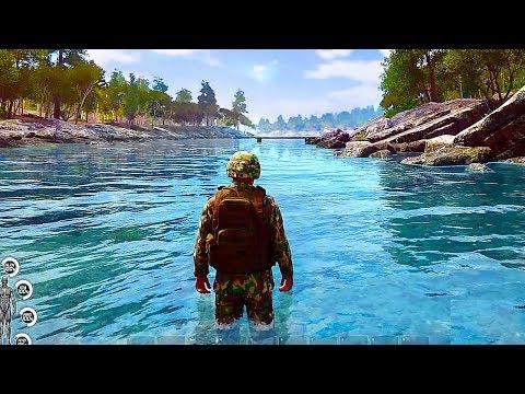 SCUM - New Gameplay Demo (Open World Survival Game) 2018