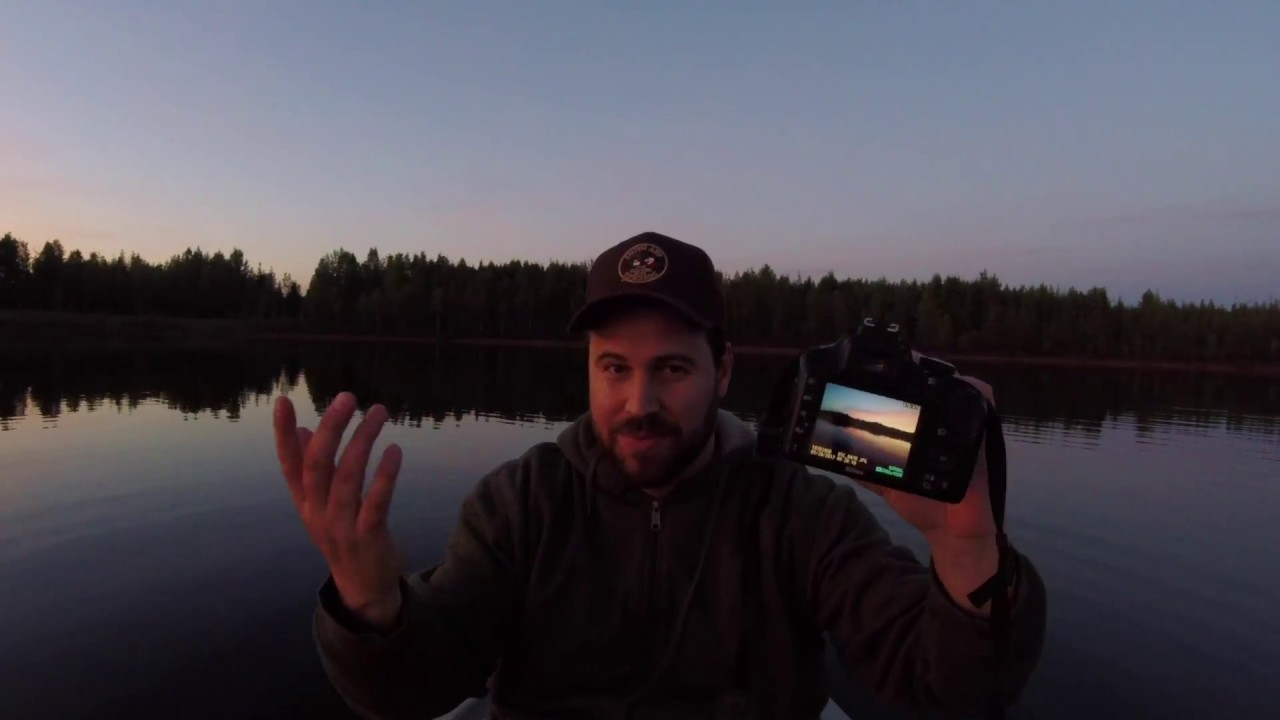 Photography from a kayak - tips and tricks