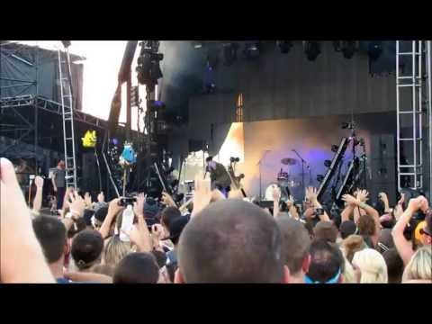 Crystal Castles - Baptism   Counterpoint Music Festival 2012 HD