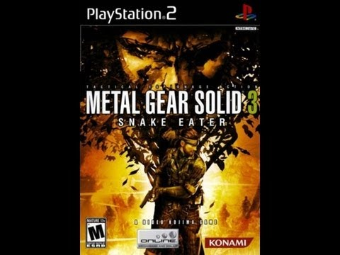 Metal Gear Solid 3: Snake Eater...