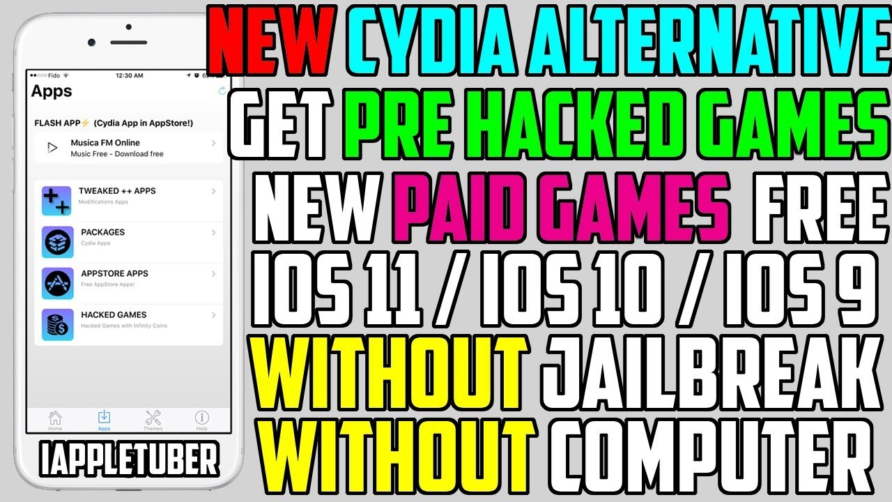 Get all games free cydia apps