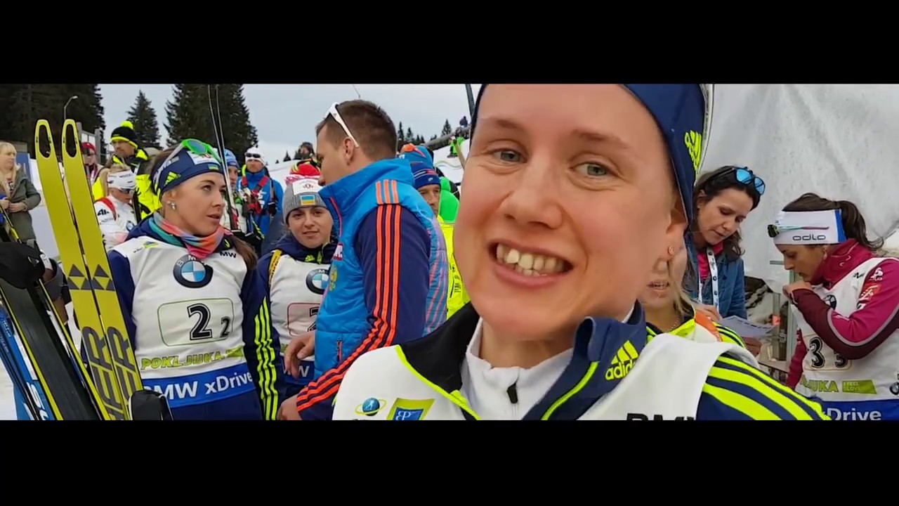 BMW IBU World Cup: a Collection of Funny and Emotional Biathlon Moments