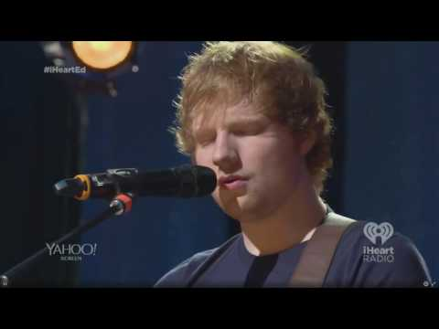 Ed Sheeran - Give me love performance (best live version) - 2014