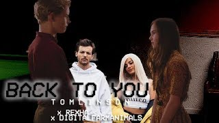 BACK TO YOU || LOUIS TOMLINSON FT. BEBE REXHA  || ESPAÑOL