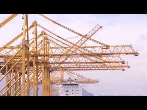 Liebherr - Container Cranes: Driving productivity at Gulftainer's Khorfakkan Container Terminal