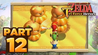 The Legend of Zelda: Triforce Heroes - Part 12 (Co-op)