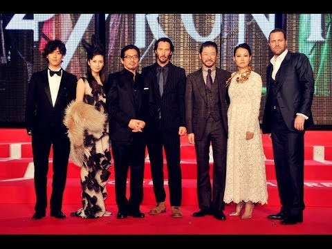 "2013 ""47 Ronin"" Group Q and A at World Premiere in Japan"