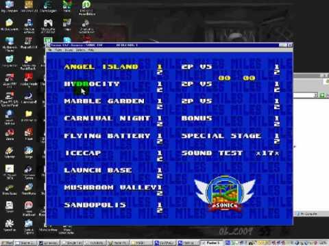 Sonic 3 Alternative Cheat in Emulator (Needs no Button Combo)