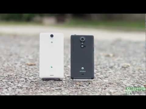 Sony Xperia T/TL vs Sony Xperia TX