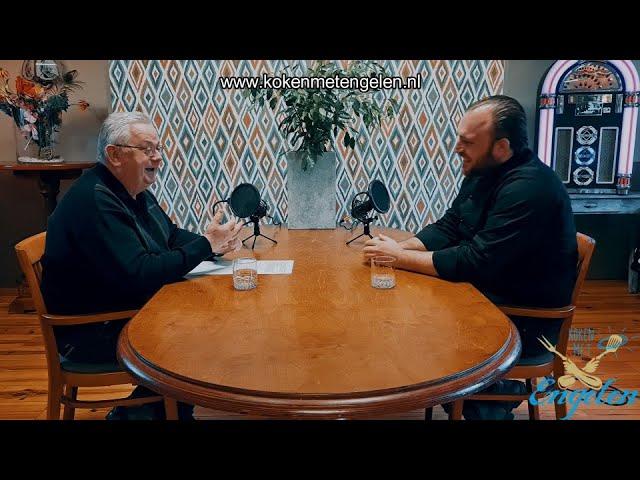 Aflevering 1 - Goede voornemens | Koken met Engelen Podcast