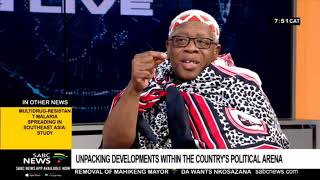 Unpacking developments within the country's political arena