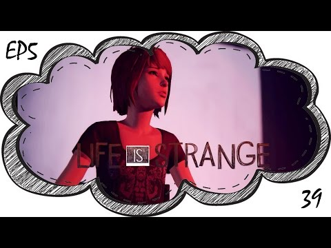 Life is Strange #39 Zeitgeist Gallery - Let's Play [ENGLISH]