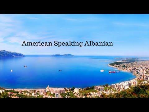 American Speaking Albanian (Shqip)