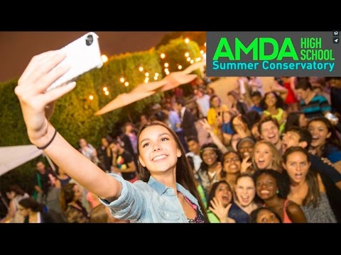 DISCOVER AMDA'S HIGH SCHOOL SUMMER CONSERVATORY