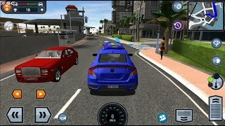 """Car Driving School Simulator """"Miami Pack 1"""" Car Driver, Parking Games - Android Gameplay FHD #16"""