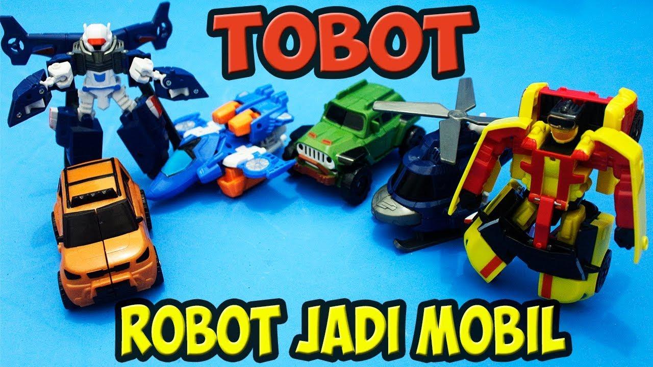 Tobot Robot Transformers Jadi Mobil Mainan X Y Z Youtube Transformer Jam Tangan Anak