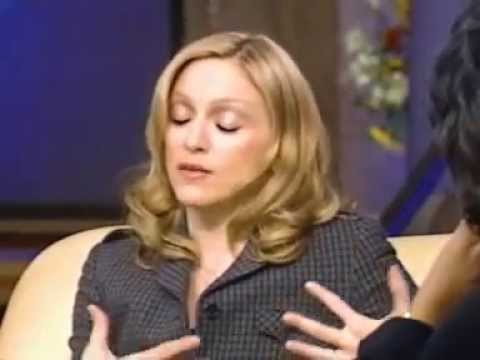 Madonna @ Oprah - Talking about the Kiss - VMA 2003