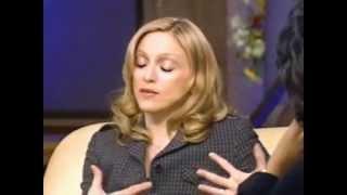 Madonna @ Oprah - Talking about the Kiss - VMA 2003