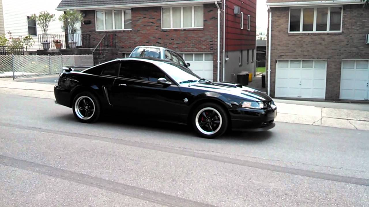 2004 ford mustang v6 3 9 modded youtube