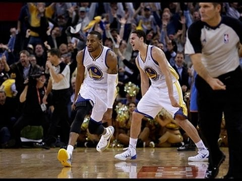 CRAZY Ending at Golden State
