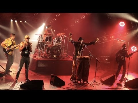 Jupiter & Okwess International, Marseille, Babel Med Music 2014 Live