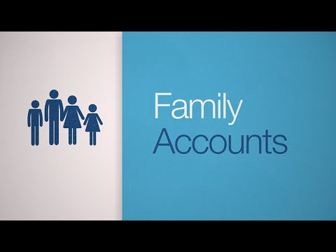 Bluebird By American Express Is A Financial Account With Flexible Features & Tools: Family Accounts