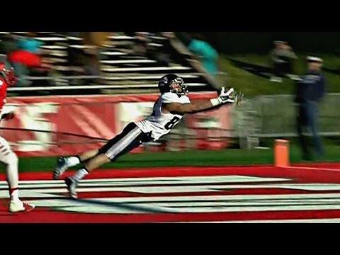 Utah State WR Andrew Rodriguez Amazing TD Catch | CampusInsiders