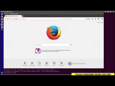Install Pydio cloud storage on Ubuntu 16