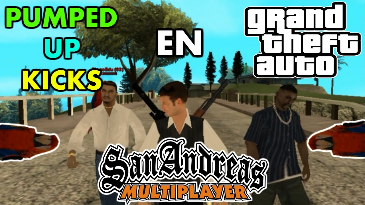 Pumped Up Kicks (Meme) - GTA SA   OnixEdu108 - YouTube
